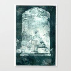 VIEW// Canvas Print