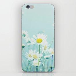 Dancing Daisies iPhone Skin