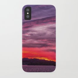 Lake Havasu Sunrise iPhone Case