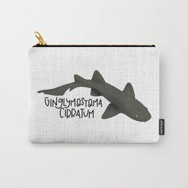 Caribbean Nurse Shark Carry-All Pouch