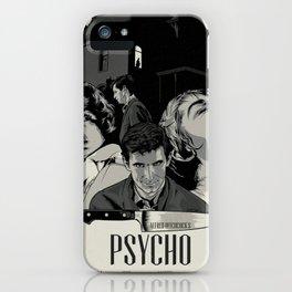 P. iPhone Case