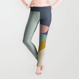 Minimalist Shapes 62 Leggings