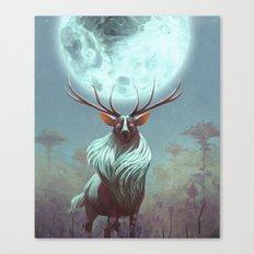 Night Prince Canvas Print