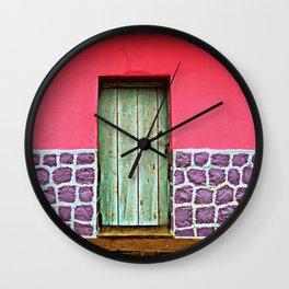 Doorways IV Wall Clock