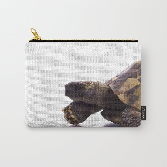 Greek land tortoise Carry-All Pouch