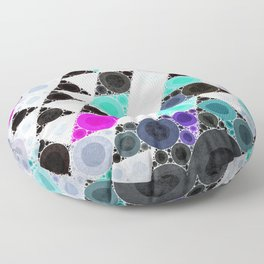 clyyrcle Floor Pillow