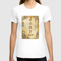 bible verse T-shirts featuring Steampunk Bible Verse John 3:16 by Whimsy and Nonsense