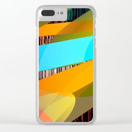 favor Clear iPhone Case