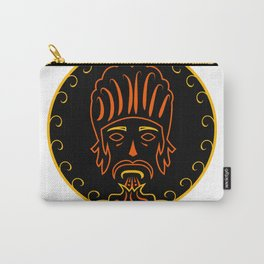 The king of vape #society6 #decor #buyart #artprint Carry-All Pouch