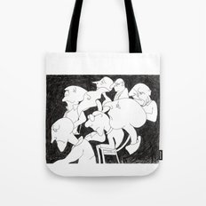 The Lecture Tote Bag