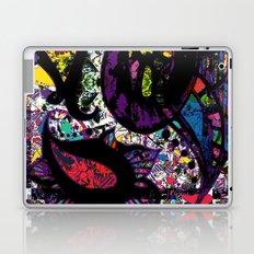 Paisley Chaos Laptop & iPad Skin