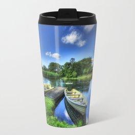 Padarn Boats Travel Mug