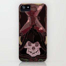 Mortem iPhone Case