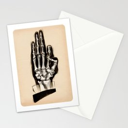 The hand #21 Stationery Cards