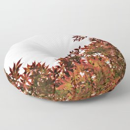 Changing of Seasons Floor Pillow