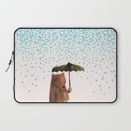 Rain rain go away Laptop Sleeve