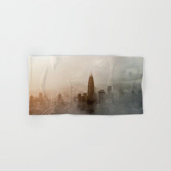 Foggy City Hand & Bath Towel