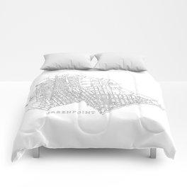 Greenpoint Comforters