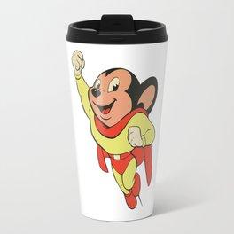 Mighty Mouse Travel Mug