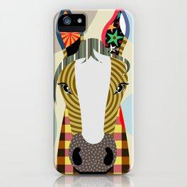 Horseplay iPhone Case