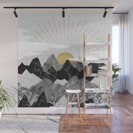 Sun rise Wall Mural