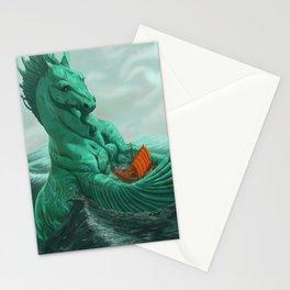 The Kelpie Stationery Cards
