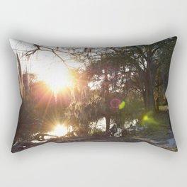 Boyhood Rectangular Pillow