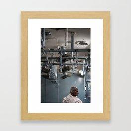 Dadu Framed Art Print