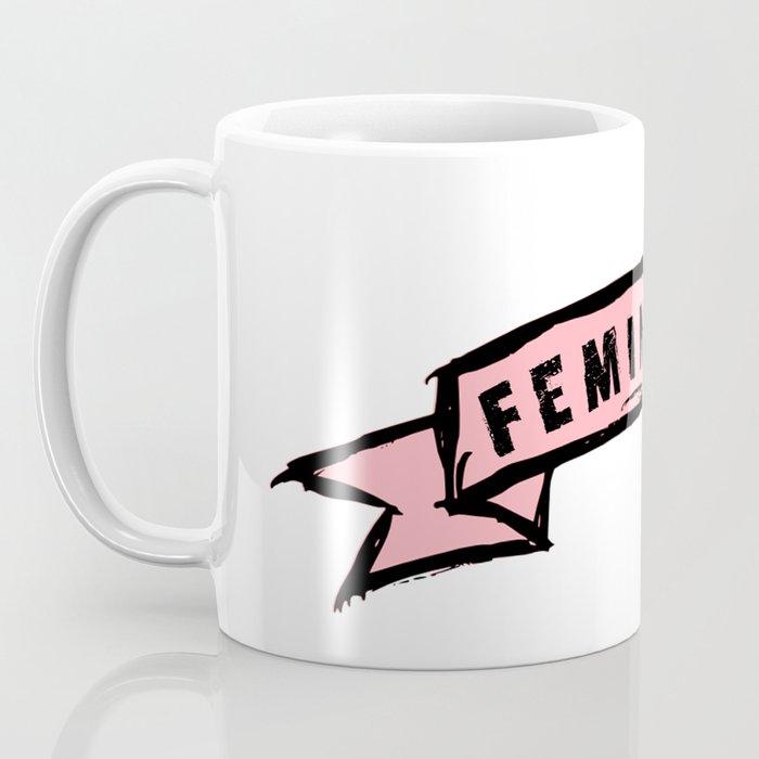 Feminist Banner Coffee Mug