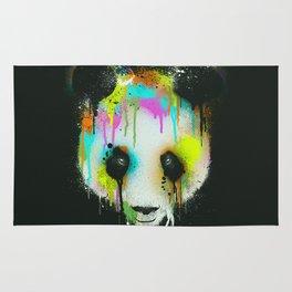Technicolour Panda Rug