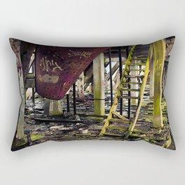 Grands Moulins de Paris (V) Rectangular Pillow