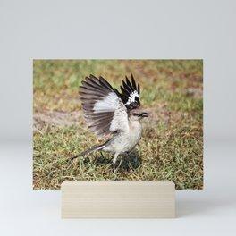 Wing Flash Mini Art Print