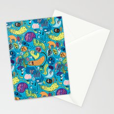 Gettin' Loose Pattern Stationery Cards