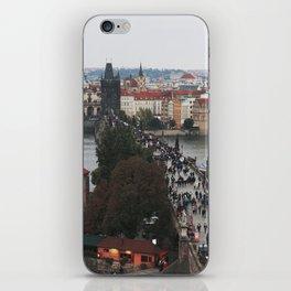 Charles Bridge iPhone Skin