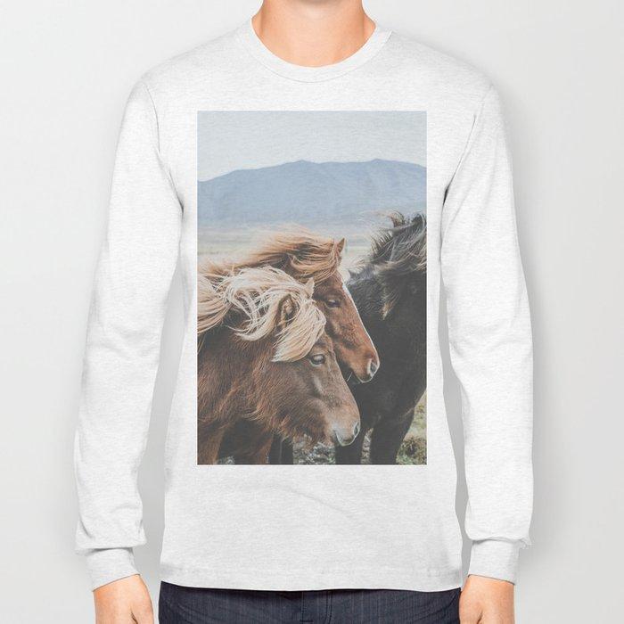 Thingeyrar, Iceland Long Sleeve T-shirt