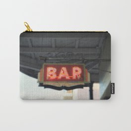 New Orleans Bar Sign Carry-All Pouch