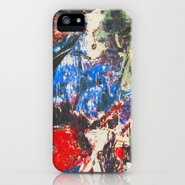 女性着物着て (woman wearing kimono) iPhone Case
