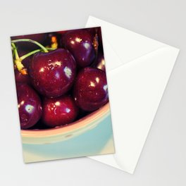 Cherry Blues II Stationery Cards
