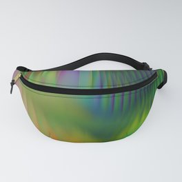 Emerald Candles Fanny Pack