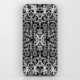 Lace Variation 01 iPhone Skin
