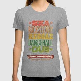 Shades of Reggae T-shirt