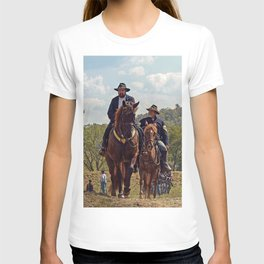 Weary Union Soldiers T-shirt