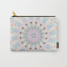 Titleless Mandala Carry-All Pouch