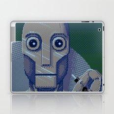 Pixelbot Laptop & iPad Skin
