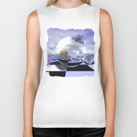 imagine Biker Tanks featuring Imagine by thea walstra