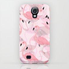 Flamingo Pattern Galaxy S4 Slim Case