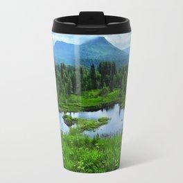 Into the Wild - Kayak Life Travel Mug