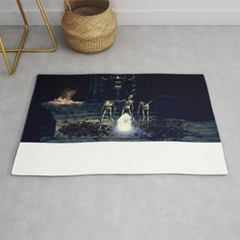 Night of the Zombies Rug