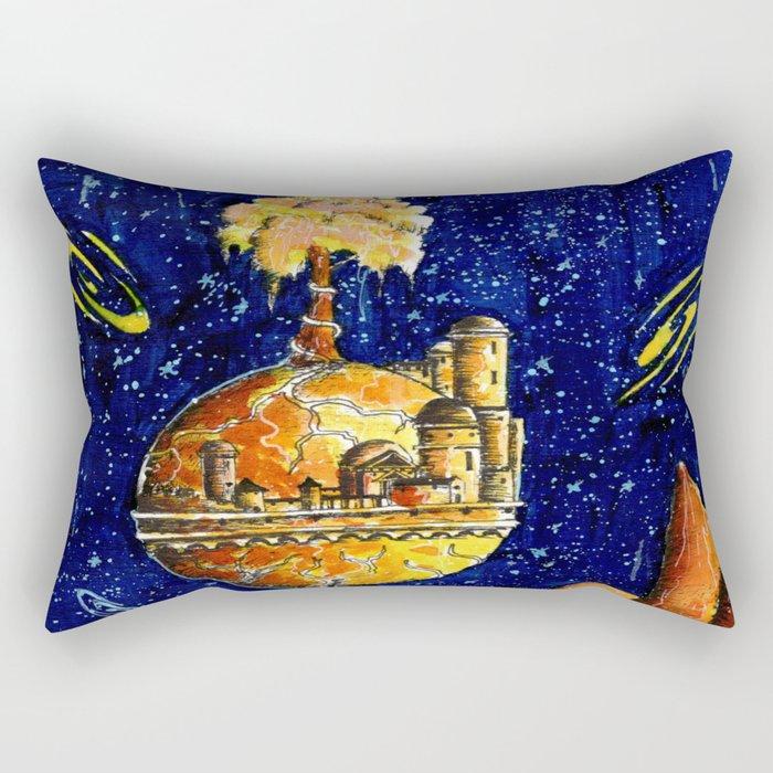 Baobab rose Rectangular Pillow