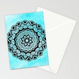 Kali Mandala Stationery Cards